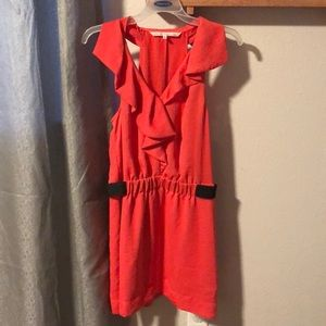 Rachael Roy Belted Dress